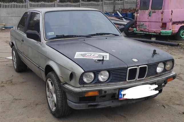 Maska pokrywa silnika BMW E30 kjs drift laminat