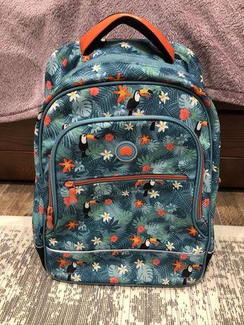 Детский школьный рюкзак Delsey б/у