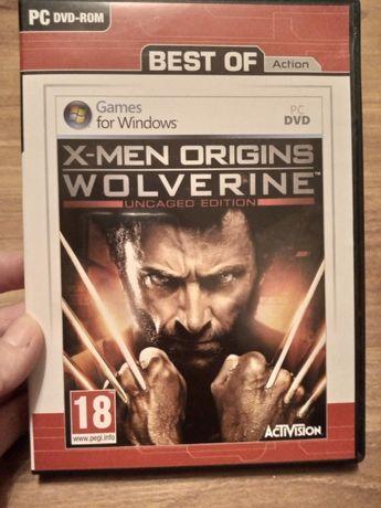 X-MEN ORIGINS Wolverine PC gra pudełkowa