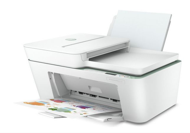 Urządzenie wielofunkcyjne HP DeskJet Plus 4122 Gwarancja