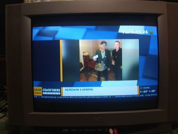 Телевізор кінескопний