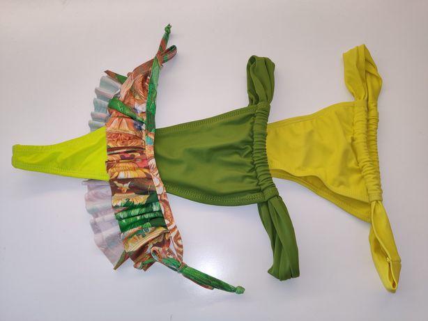 3 Cuecas / Bikini brasileiro - Tam. S