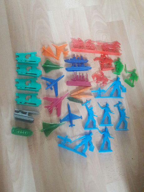 Мелкие игрушки периода СССР