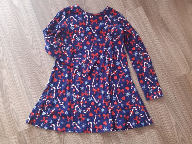 Sukienka świąteczna 10-11 lat
