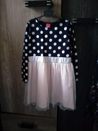 Cudna sukienka r. 116
