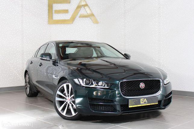 Jaguar XE 2.0 LUXURY