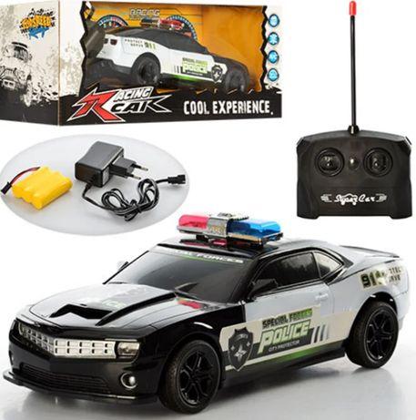 Полицейская машинка на радиоуправлении Прекрасный подарок ребёнку ОПТ