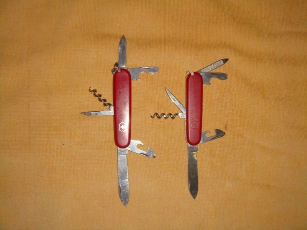 Canivete swiss em bom estado