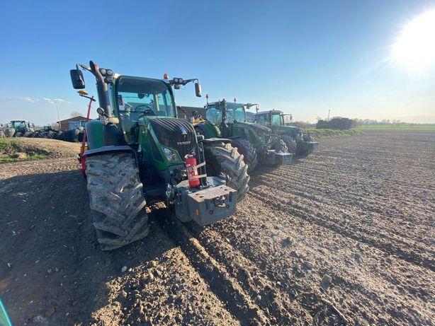 Precyzyjny siew kukurydzy Vaderstad Tempo Nawóz Mikro RomaxAgro