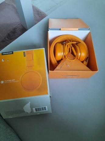 Słuchawki Urbanears Bonfire Orange