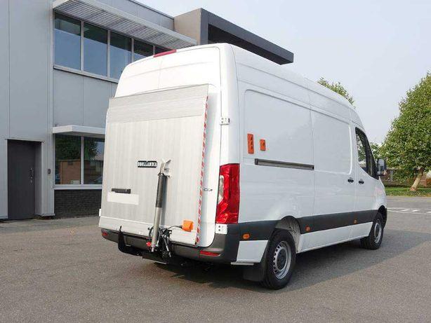Winda Dhollandia do Mercedes Sprinter furgon blaszak.