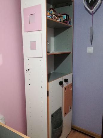 Meble pokój dziewczynki