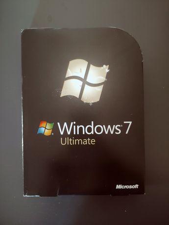 PROMOCJA Windows 7 Ultimate box - zaproponuj cenę