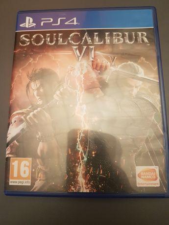 Soulcalibur VI 6 ENG PS4 playstation 4