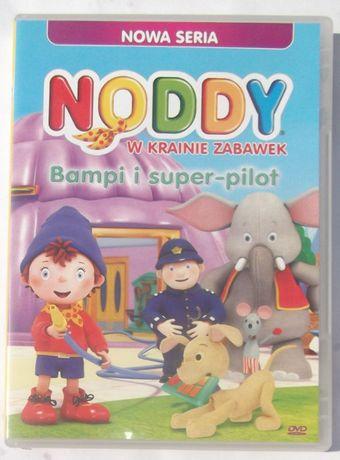 Noddy w krainie zabawek Bampi i super-pilot