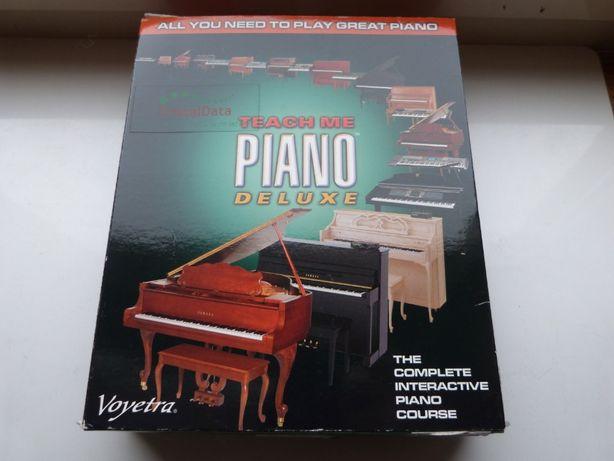 Teach Voyetra Teach me Piano Deluxe