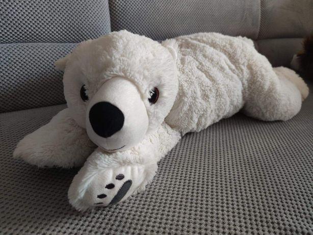 Zabawka pluszak IKEA niedźwiedź miś polarny Snuttig maskotka