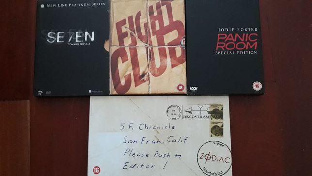 filmes Seven- 7 pecados mortais ...