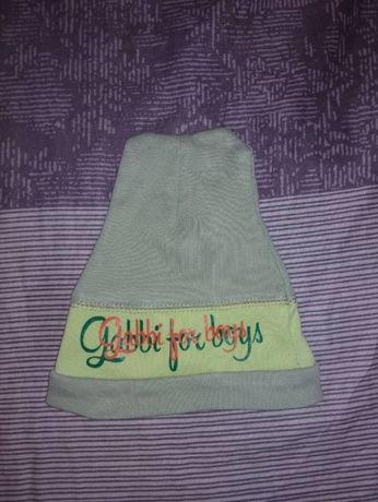 Шапочка для мальчика Gabbi