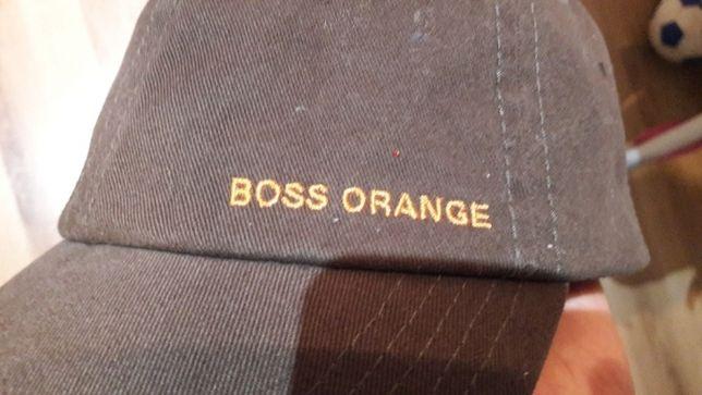 Boss Orange - NOWA czapka z daszkiem