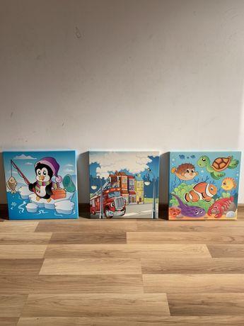 Obraz dla dzieci 40 x 40 cm