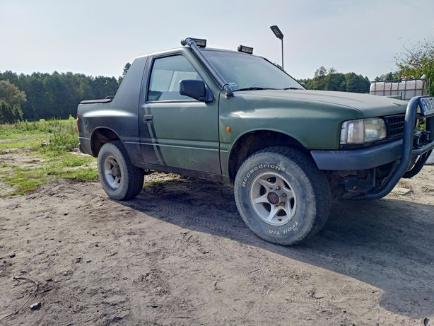 Opel Frontera 2.0 Gaz