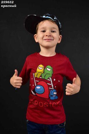 Among as Турция футболка для мальчика