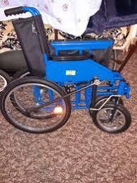 Коляска инвалидная ARENDA
