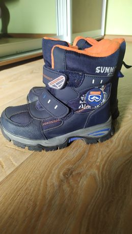 Термо ботинки ,сапоги зимние