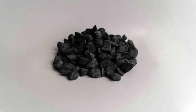 HURT Grys bazaltowy, kamień ciemny grafit, czarny grys kamień antracyt
