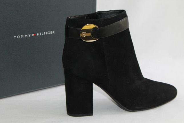 Демисезонные ботинки TOMMY HILFIGER, аме.9,5, евро-40-40,5,сте-26-26,5