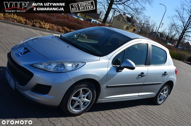 Peugeot 207 Opłacony Pisemna Gwarancja !!!