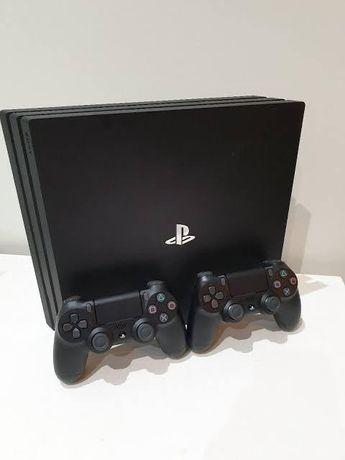 Playstation 4 Pro, PS4 Pro 2 pady, 1TB