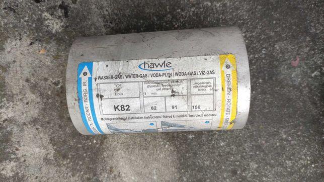 hawle typ K82 OPASKA do naprawy i łączenia