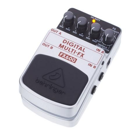 Multieffect - Delay, Chorus, Flanger, Tremolo, Pitch Shifter, Promocja