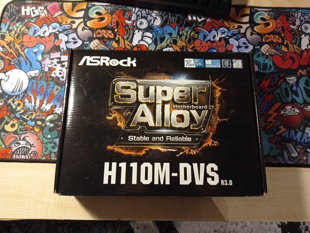 Płyta główna ASRock H110M-DVS R3.0