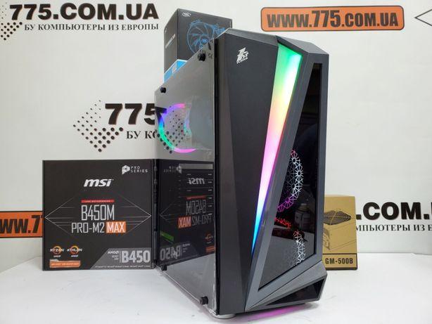 Антикризисный игровой ПК, AMD Ryzen 5 Pro 4650G, 16GB DDR4, SSD+HDD