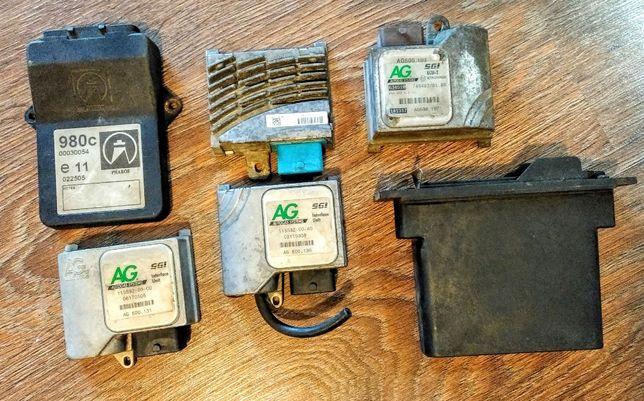 Sterowniki gazu części Ag SGI,Gfi,Teleflex