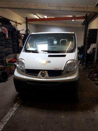 Авто разборка шрот Renault Trafic 2.0