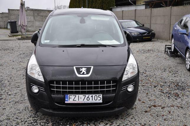Peugeot 3008 navi pano PL.2011