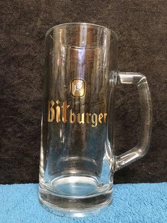 Пивной бокал Bitburger