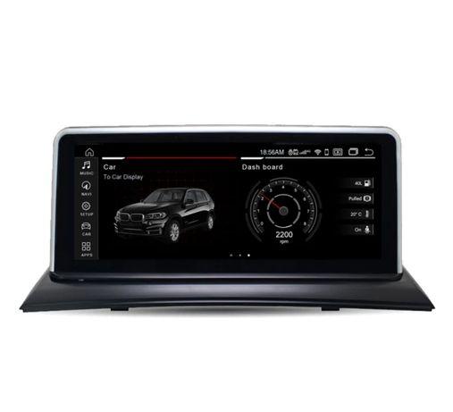 RADIO BMW X3 E83 Nawigacja GPS ANDROID apple car play ROZBUDUJ system