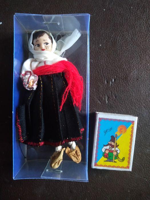 Кукла винтаж коллекционное Одесса - изображение 1