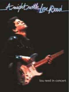 DVD Lou Reed A Night With Lou Reed