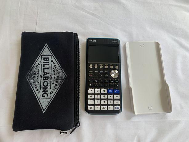 Calculadora Gráfica Casio FX-CG50 [SEMPRE USADA COM CAPA]