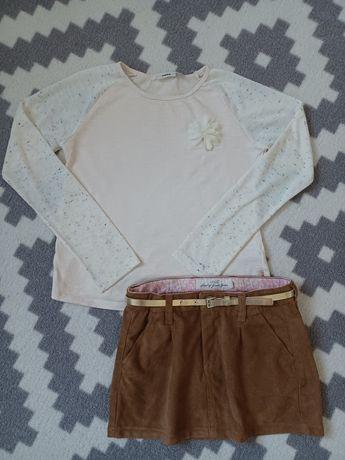 Komplet dla dziewczynki H&M rozmiar 122/128