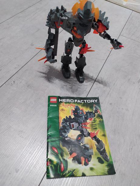 LEGO HERO FACTORY 6201, 44004, 44005