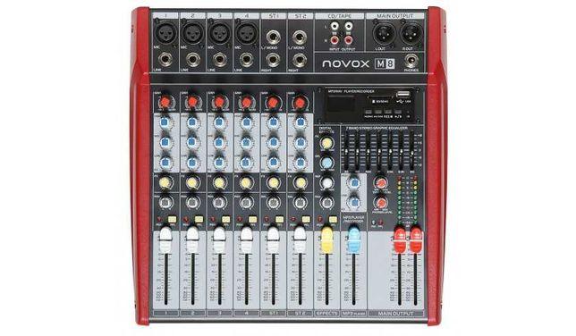 Mikser analogowy  Novox   M8