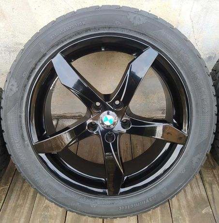 "20"" BMW X5 E70 Koła Zimowe Alufelgi X6 E71 X5 E53 X3 E83 F25 Oryginał"