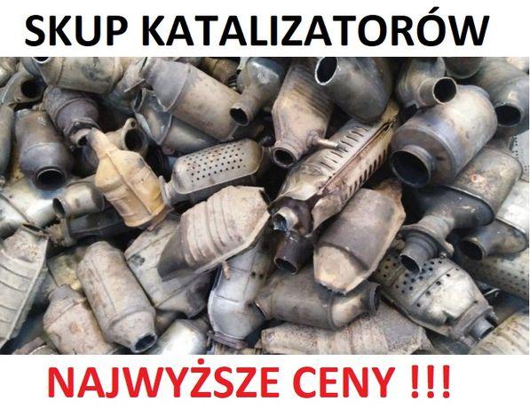 SKUP KATALIZATORÓW Szamotuły Wronki Pniewy Buk - Najwyższe ceny!